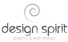 designspirit.gr | Graphic & Web Design Logo