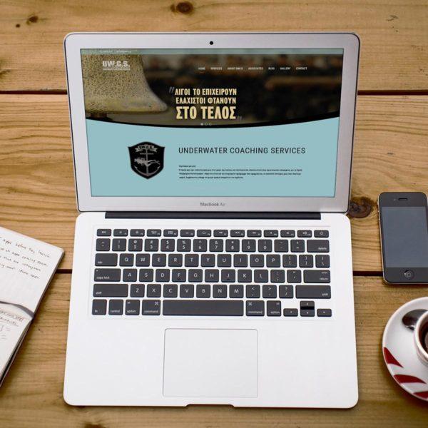website design uwcs.gr