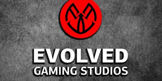 Σχεδιασμός λογοτύπου Evolved Gaming Studios